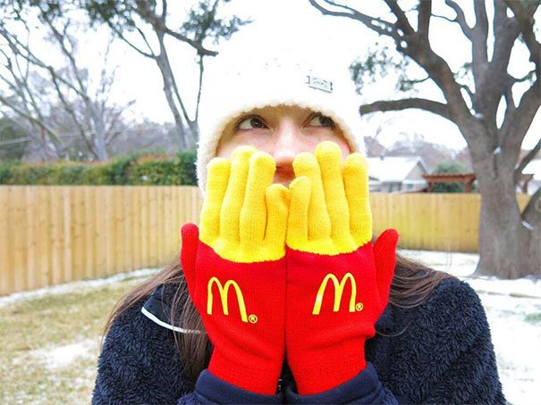 These Gloves
