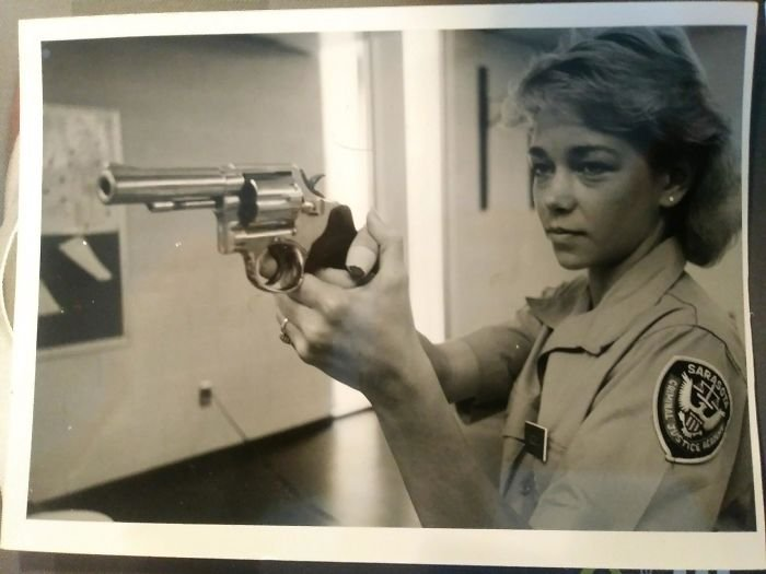 My Mom In The Police Academy, 1984