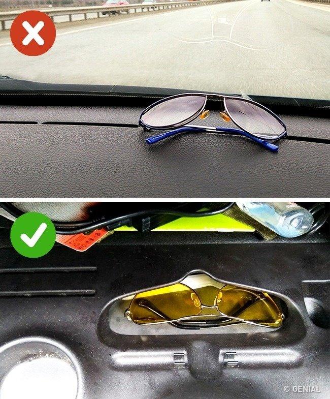 11Trucos infalibles para aquellos que usan lentes
