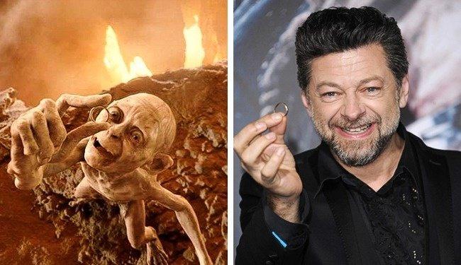 """Los actores delatrilogía """"Elseñor delos anillos"""" 15años después"""