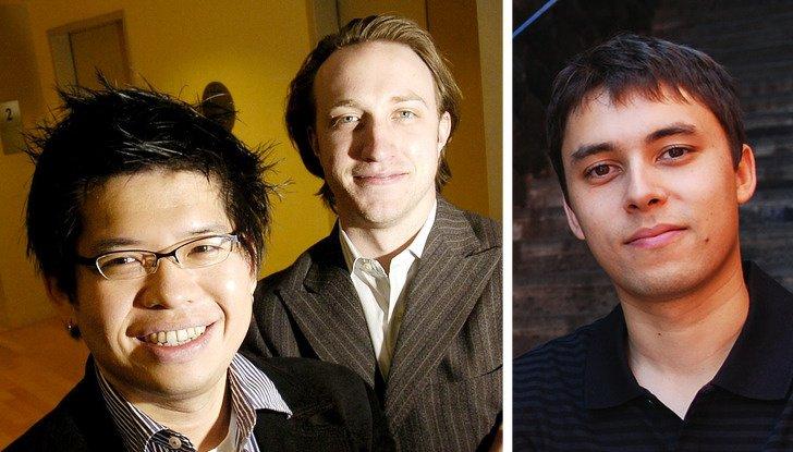 Mira cómo se ven 20+ creadores de las startups más exitosas (los fundadores de Twitter son simplemente adorables)