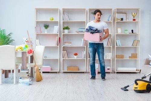 Resultado de imagen de ordenar casa