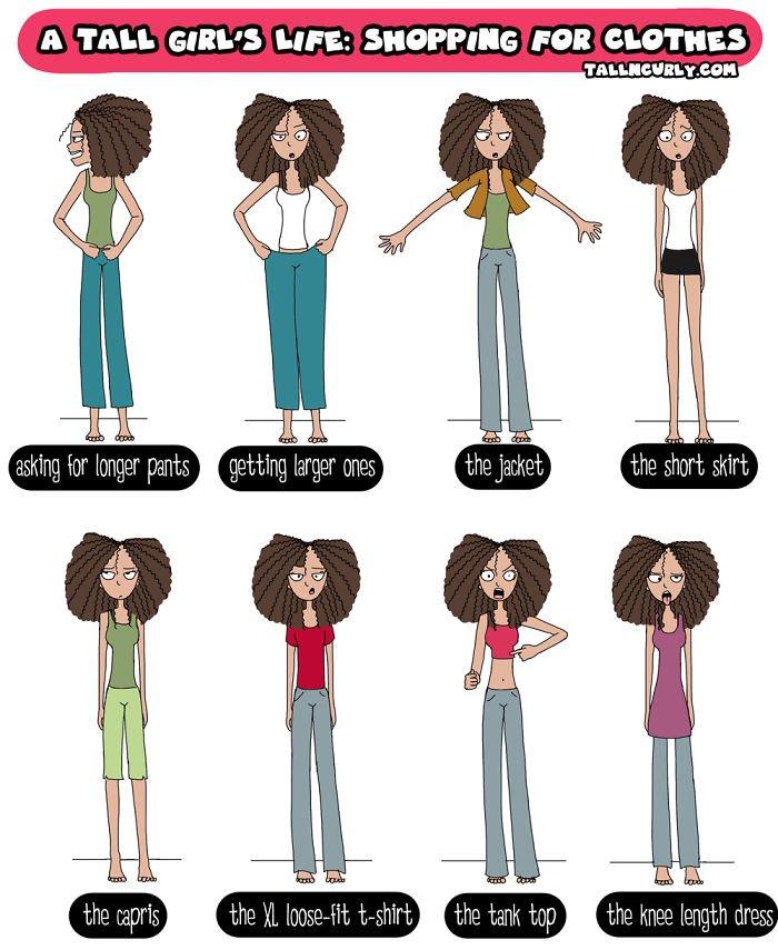 A Tall Girl