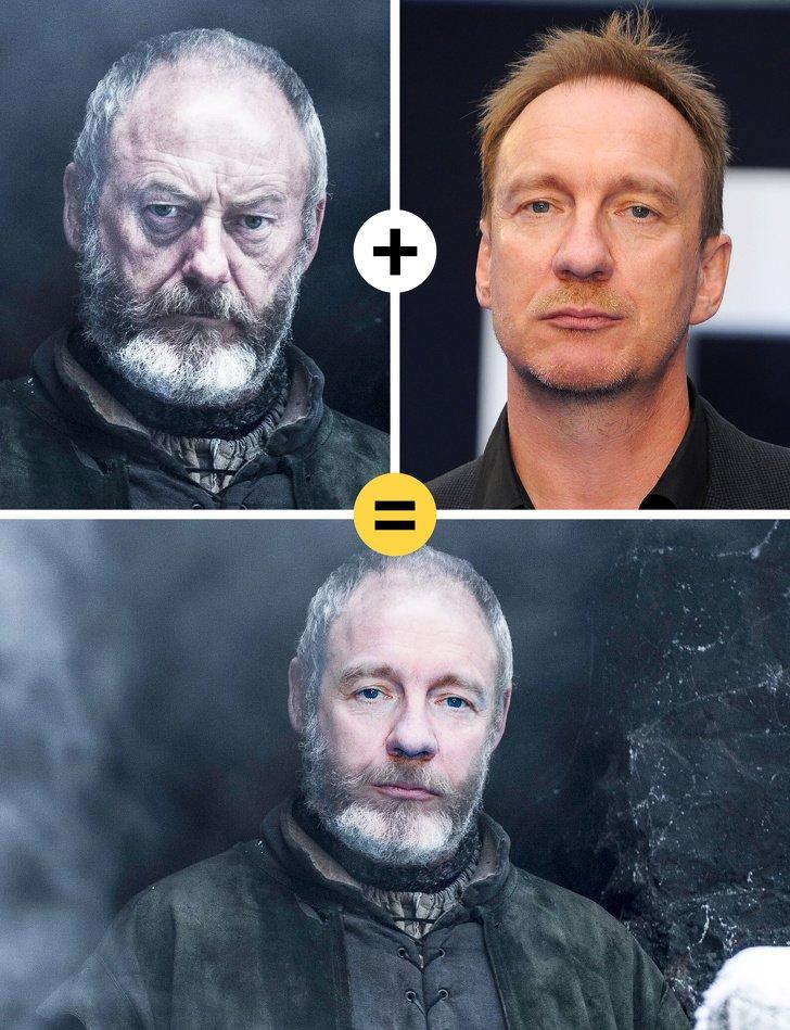 """14 Personajes de """"Juego de tronos"""" que pudieron haberse visto muy diferentes (especialmente Daenerys)"""
