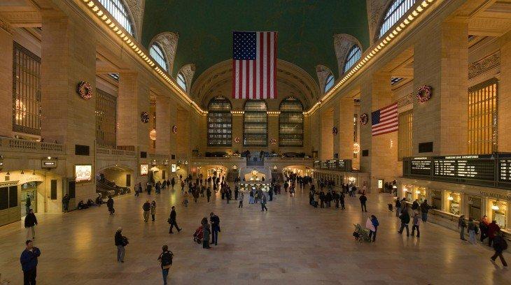 Estación Central en Nueva York