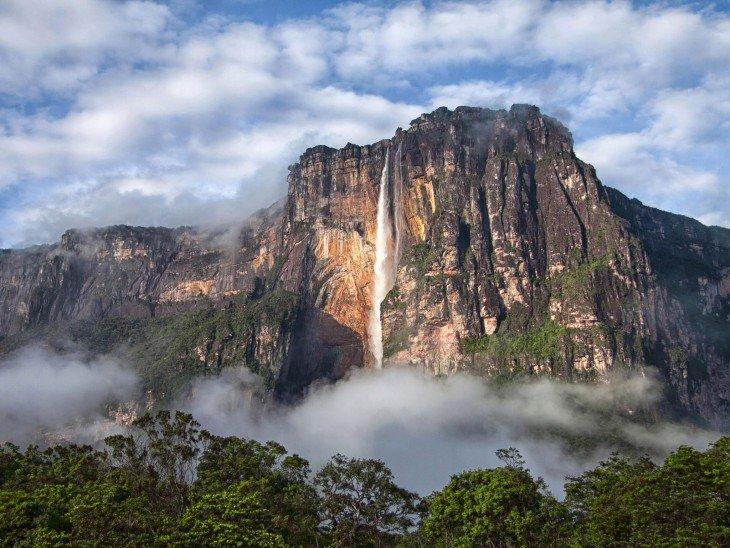Salto Angel, Venezuela