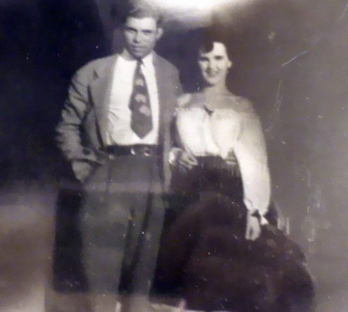 My Grandpa And The Black Dahlia (Elizabeth Short) 1945 He Dated Her And Was An Fbi Suspect