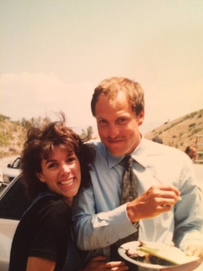 So My Mom Dated Woody Harrelson