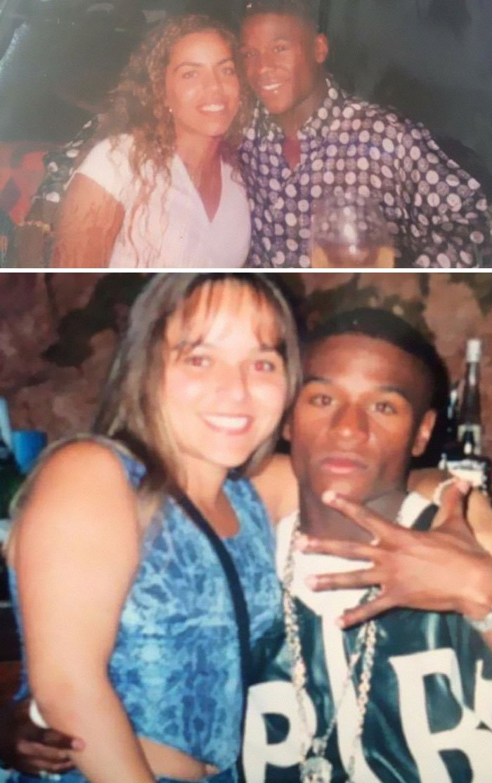 My Mom And Aunt Were Friends With Floyd