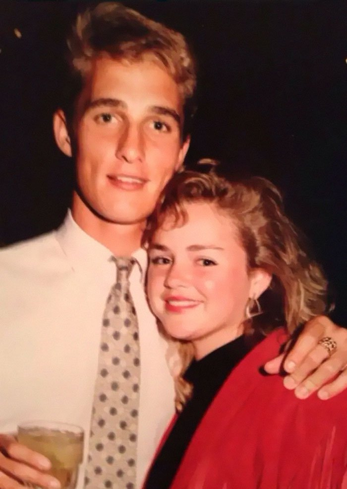 Cousin Dated Matthew Mcconaughey In College