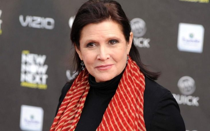carrie fisher 2016
