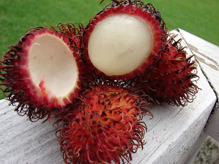 Las peculiaridades de estas 9 frutas nos hacen preguntarnos si son de este planeta