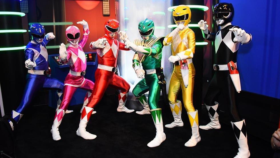 Resultado de imagen de Power Rangers