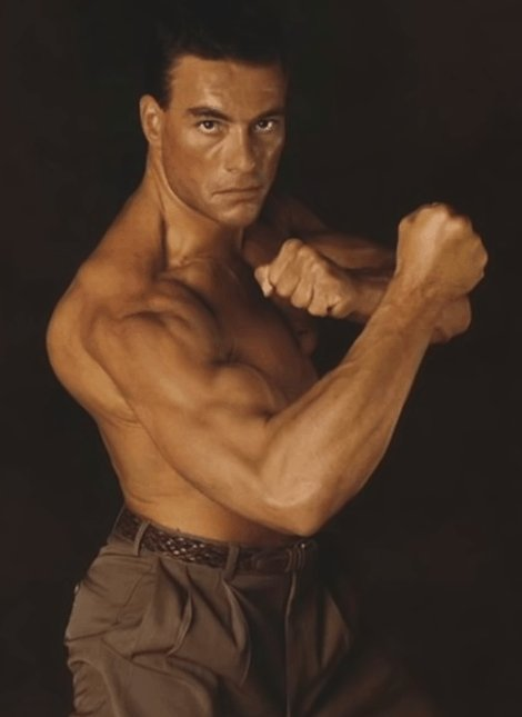 Resultado de imagen de Jean Claude Van Damme