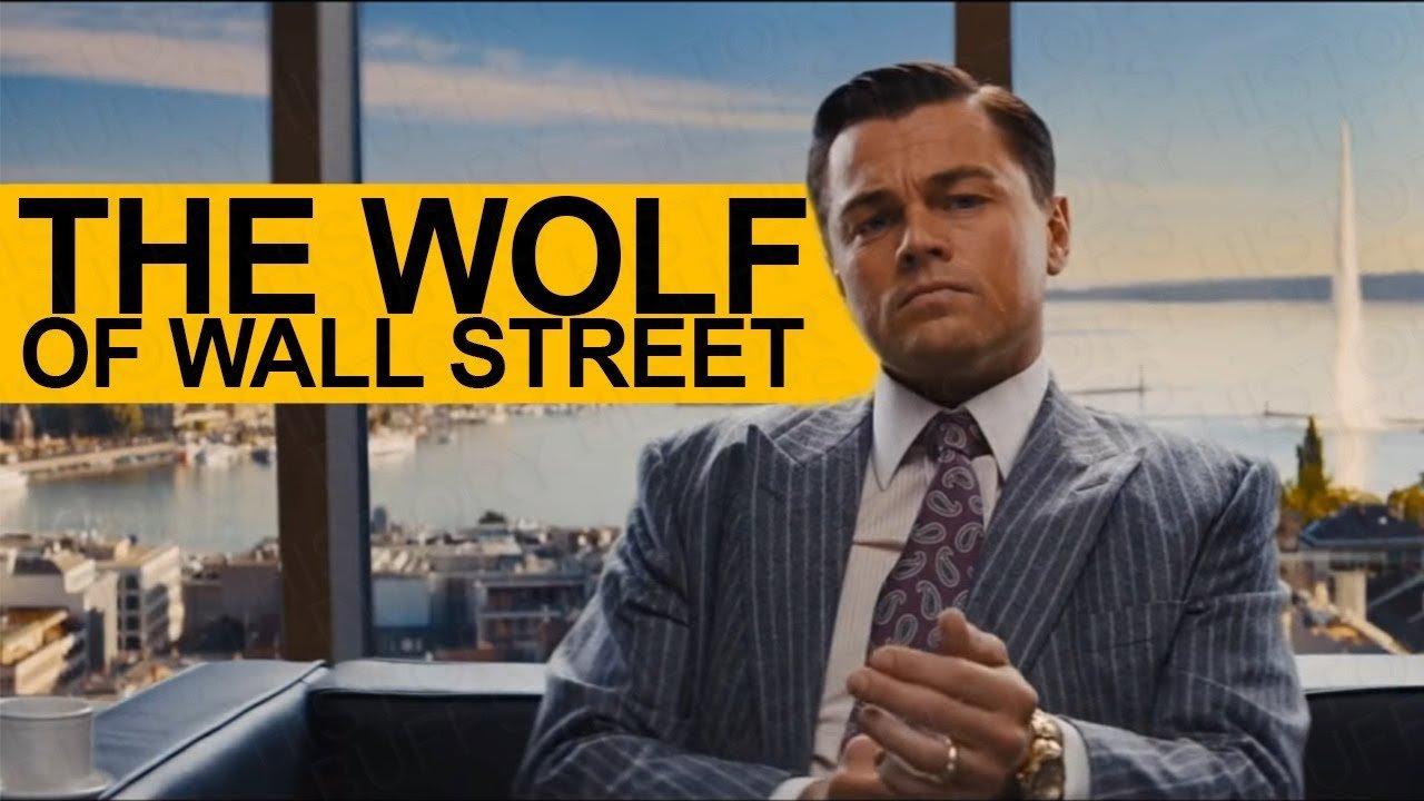 Resultado de imagen de The Wolf of Wall Street