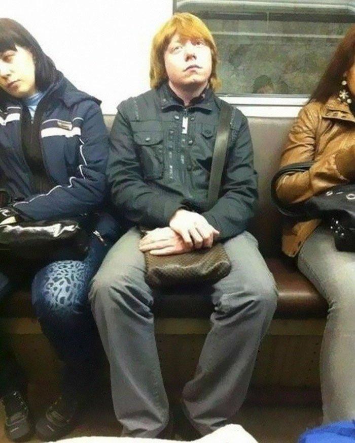 Ron Weasley?