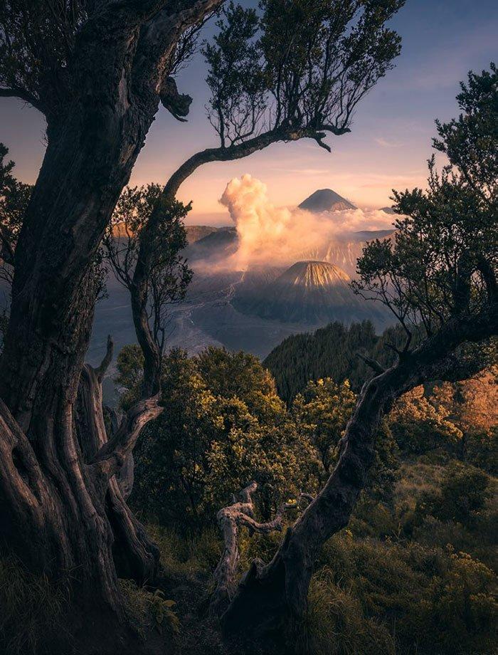 Bromo Tengger Semeru National Park, Indonesia, Weimin Chu