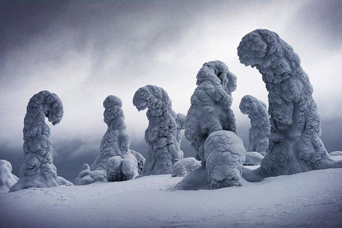 2018 The Snow & Ice Award, Lapland, Finland, Ignacio Palacios