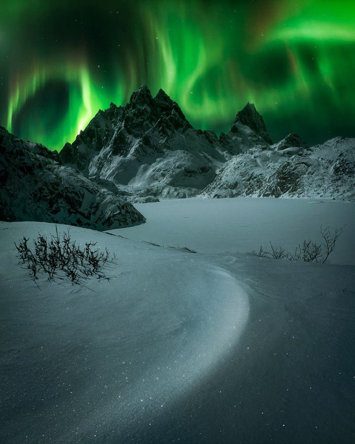 Solbjørnvatnet, Lofoten, Norway, Daniel Laan