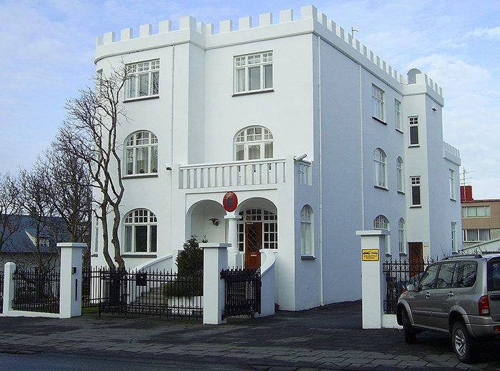 Denmark in Reykjavík, Iceland