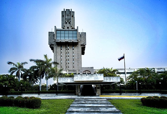 Russia in Havana, Cuba