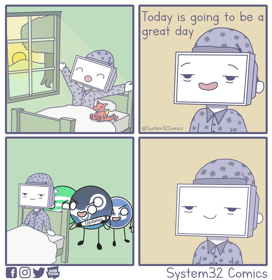 Good Morning Computer