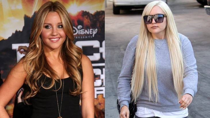 Amanda Bynes antes y después de ser estrella de Disney
