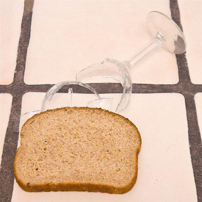Pan recoge vidrios