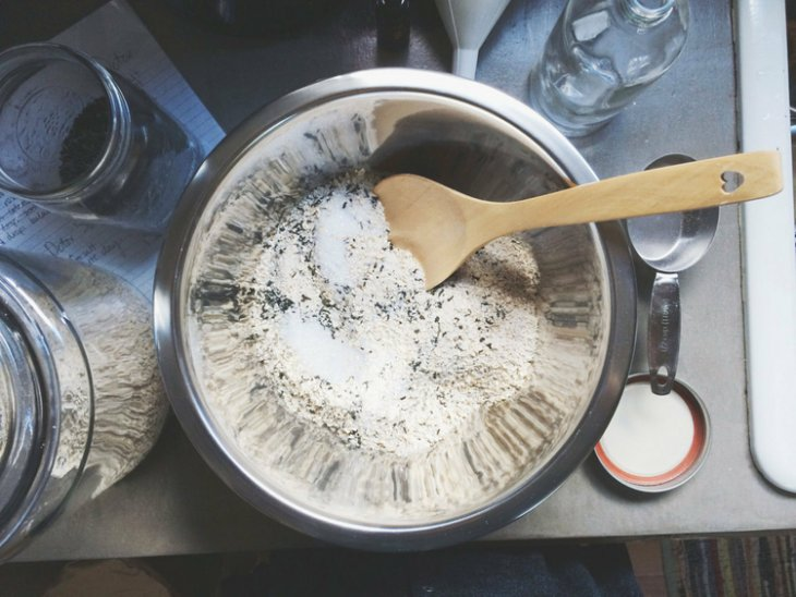 tazon de bicarbonato de sodio