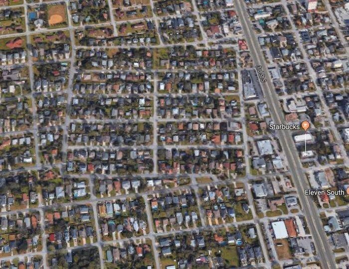 This Neighborhood I Saw On Google Maps Really Hits Me Hard