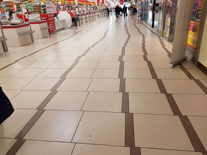 Meanwhile In Supermarket