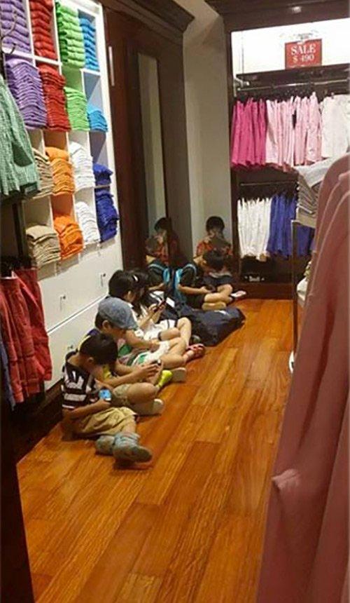 criancas-compras