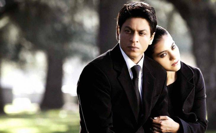 Protagonistas de la película Mi nombre es Khan.