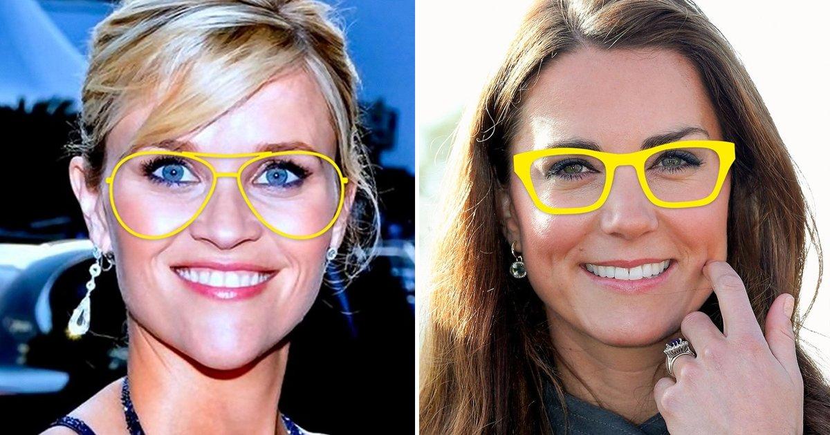 2 235.jpg?resize=1200,630 - Cómo elegir las gafas perfectas según tu tipo de rostro