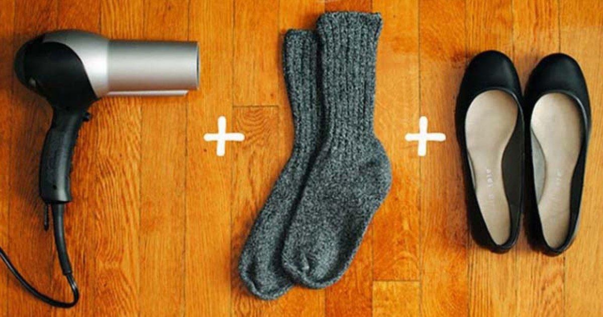 2 372.jpg?resize=412,232 - 10 Increíbles y fáciles trucos para hacer que los zapatos incómodos ya no te causen más problemas