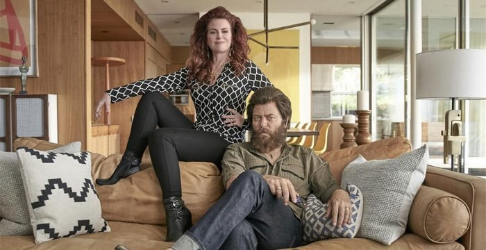 27 1 e1566056825336.jpg?resize=1200,630 - 24 Photos That Proves Nick Offerman And Megan Mullally Are The Most Amazing Couple In Hollywood