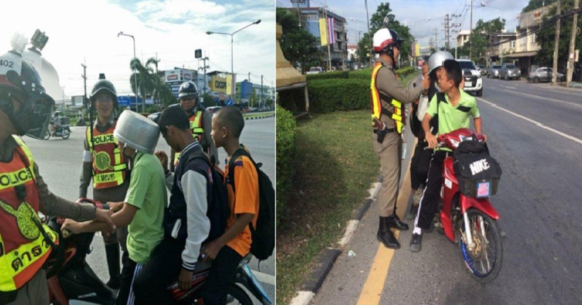 44444 2.png?resize=1200,630 - 태국 누리꾼들에게 화제인 유난히 반짝이는 헬멧의 정체
