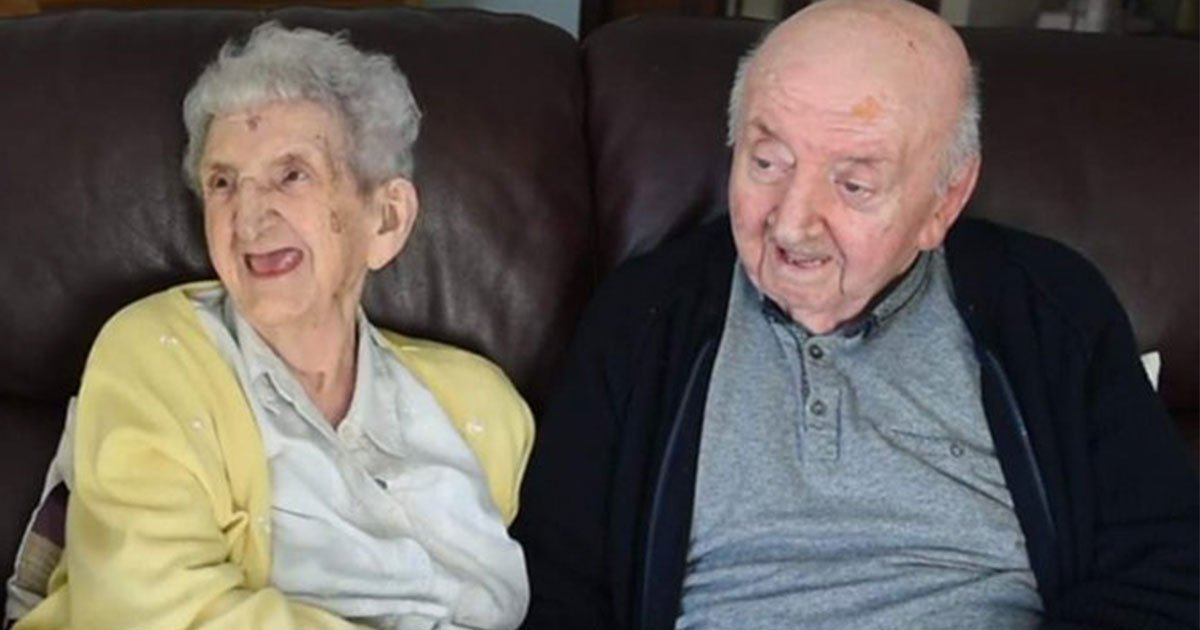a 98 year old mom moved into care home to look after her 80 year old son.jpg?resize=412,232 - A 98-Year-Old Mom Moved Into A Care Home To Look After Her 80-Year-Old Son