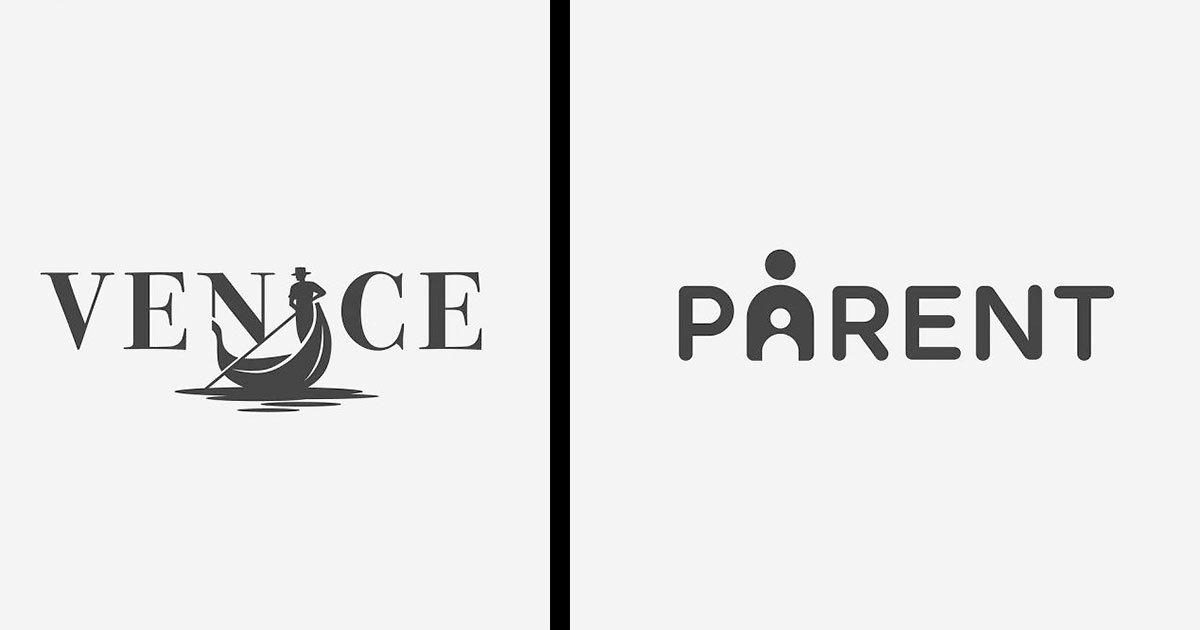 a designer creates logos with hidden symbol and it is very creative.jpg?resize=300,169 - Ce designer crée des logos intelligents en utilisant des mots aléatoires