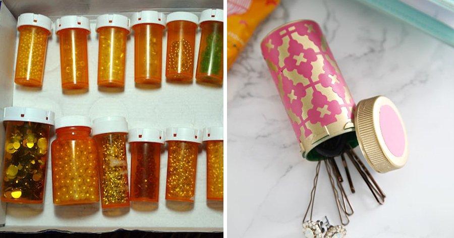a1 9.jpg?resize=412,232 - 13 Ideias simples para você pensar duas vezes antes de jogar fora aquele frasco de comprimidos