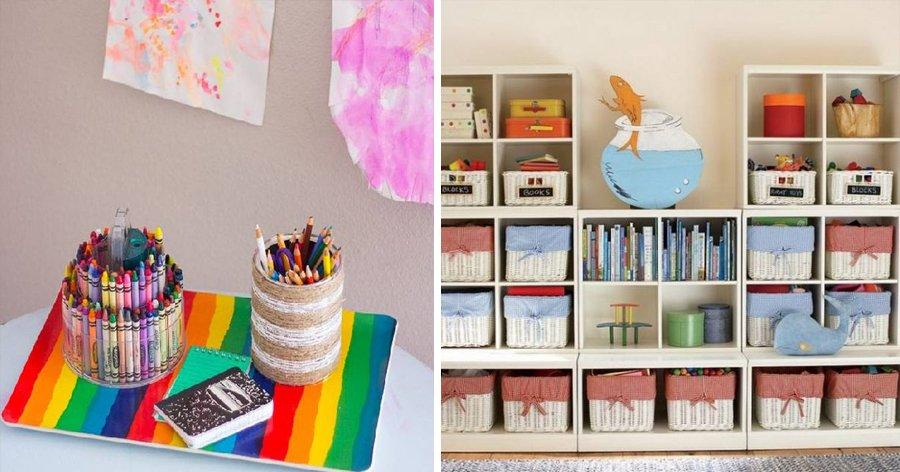 a2 21.jpg?resize=412,232 - 21 Ideias para guardar as coisas no quarto das crianças