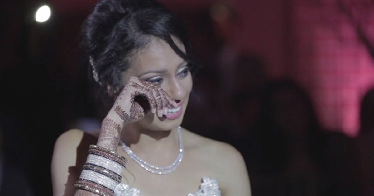 b3 10.jpg?resize=412,232 - Bride Moved To Tears After Groom Surprised Her By Singing A Song In Her Native Tongue