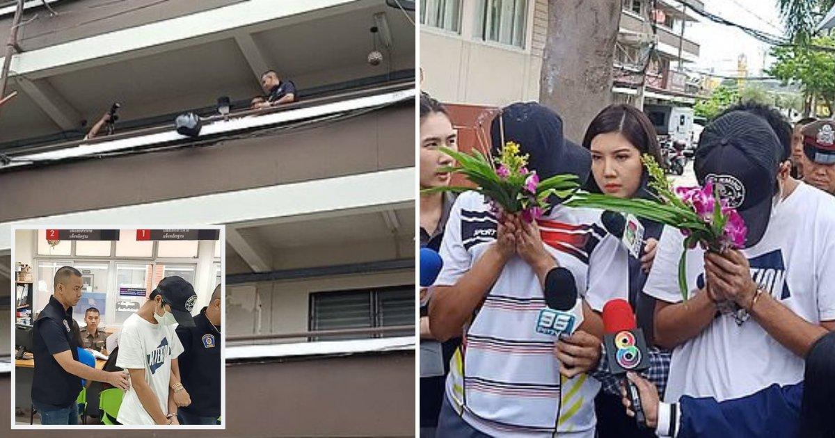 balcony2.png?resize=412,232 - Une mère de 18 ans est arrêtée pour avoir donné à sa fille un produit de débouchage avant de la jeter d'un balcon