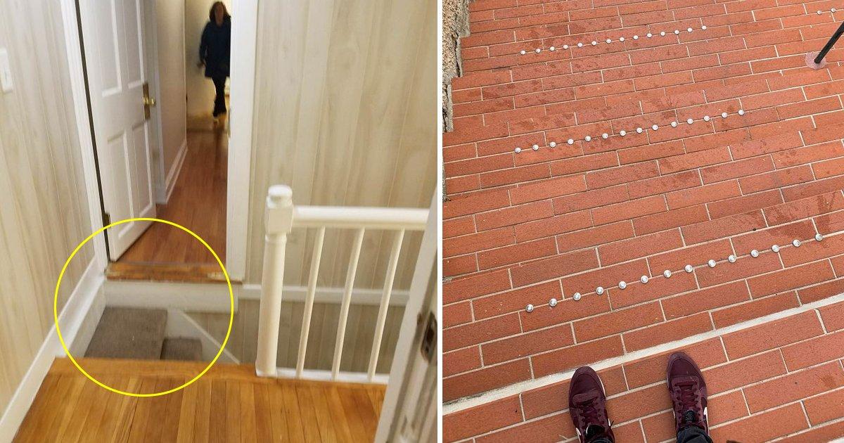 bbbb.jpg?resize=300,169 - 16 Photos d'escaliers tellement originaux qu'ils pourront vous mener directement à l'hôpital