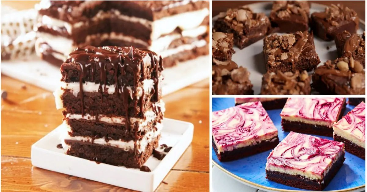 brownie.jpeg?resize=412,232 - 40 Of The Most Delicious Brownie Recipes Found On The Internet