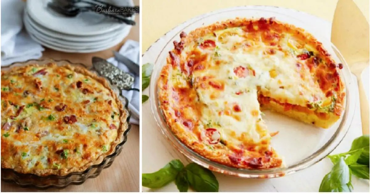 cheesy recipes.jpeg?resize=412,275 - 30 Cheesy And Extremely Delicious Quiche Recipes