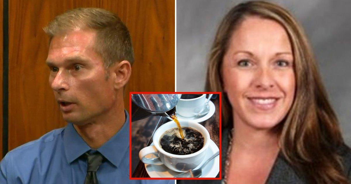 coffee5.png?resize=412,232 - Une mère de trois enfants a surpris son mari en train d'empoisonner son café du matin