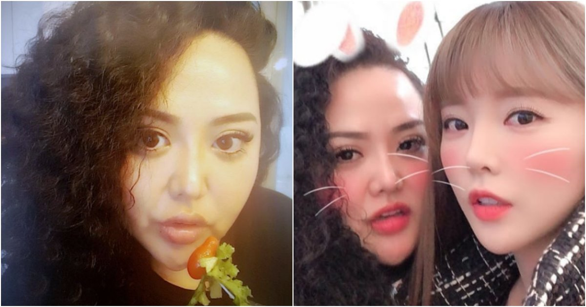 "collage 79.png?resize=300,169 - ""20kg 빼더니 드러누웠나?""...충격 모습 공개된 홍진영 언니, 홍선영 근황.jpg"