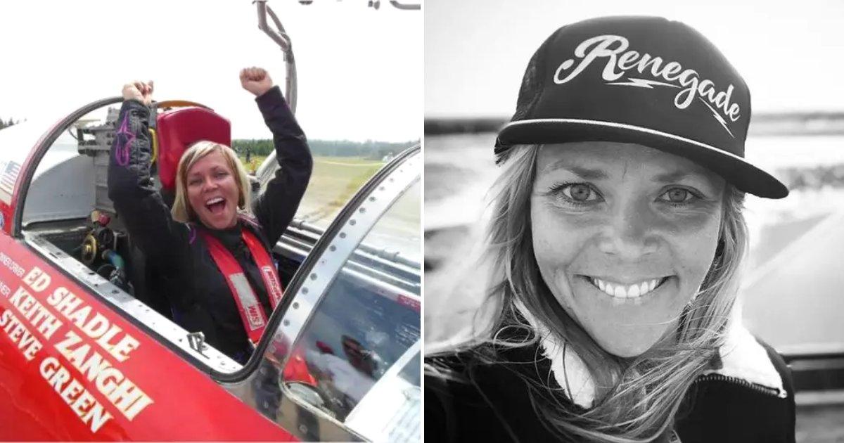 """combs5.png?resize=1200,630 - """"La femme la plus rapide sur quatre roues"""" est décédée à l'âge de 36 ans après avoir eu un accident de voiture alors qu'elle tentait de battre son propre record"""