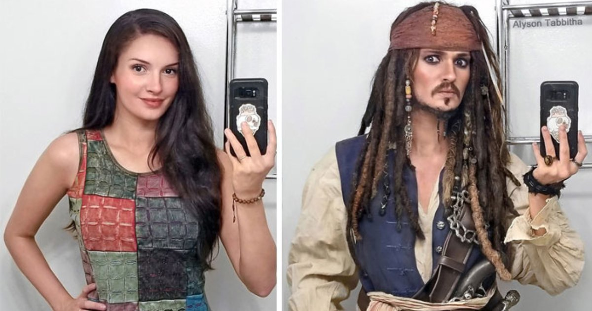 cosplay.png?resize=1200,630 - This Amazing Cosplayer Can Turn Herself Into Any Character